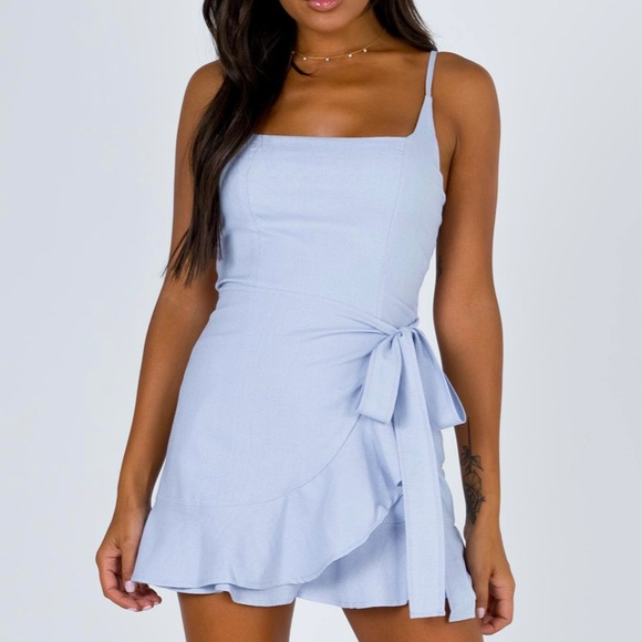 Princess Polly Cottage Hill Mini Dress